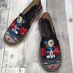 JOHNNY WAS Nepentha Espadrilles